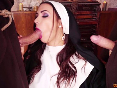 Sister Susi is a sinner