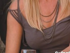 Darrell and Nikki head to swingers mansion for the first time