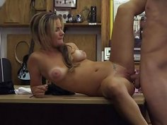Taut amateurs wet body is being ravaged by a rod
