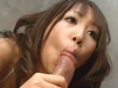 Oriental nurses wicked titty fuck