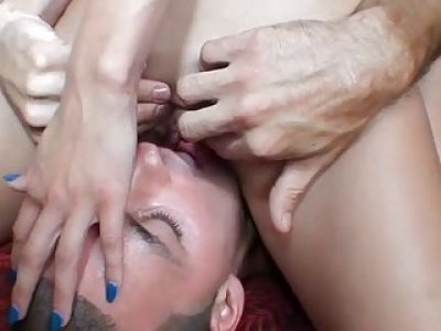 Honeys are having racy fun during their sex games