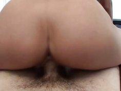 Cute whore fucked&creamed