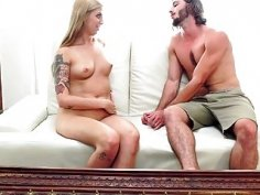 Ryan Riesling gets her first anal sex