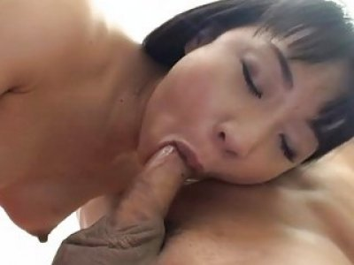 Neverseen gangbang for sexy oriental