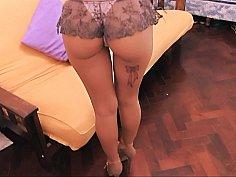 Tight panties Latina