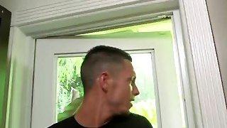 Indigo Vanity Takes Long White Cock In Pussy