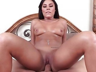 Candy arse hotty fucked in pov