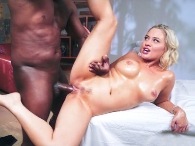 Jessica Ryan getting her trimmed twat nailed by Prince Yashua