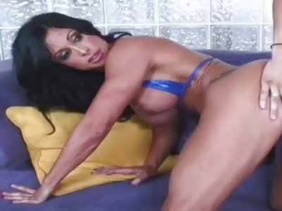 Jewels Jade Enjoys Tit Fucking