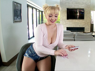 Tricks up her sleeve