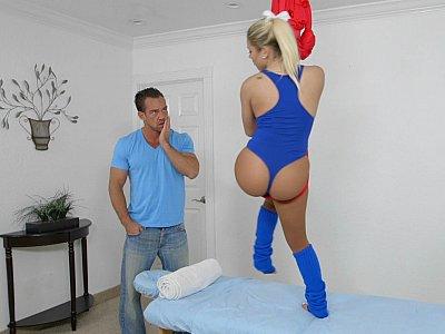 Her ass-ets