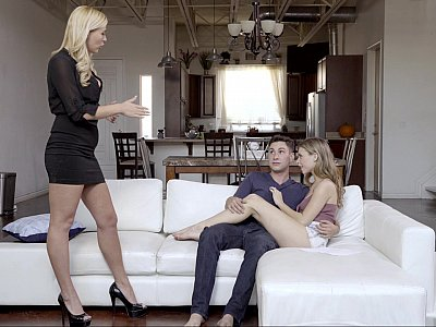A few tricks up her sleeve