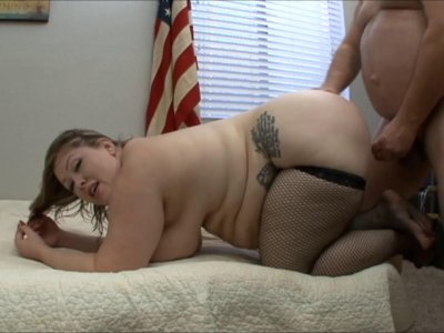 Chubby BBW babe demonstrates her indisputable dick riding mad skills