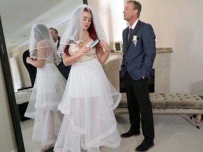 Ryan McLane wants to seduce bride Skyla Novea