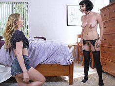 Private lesson for a stepsis