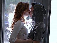 GF's stepsister seducing a guy