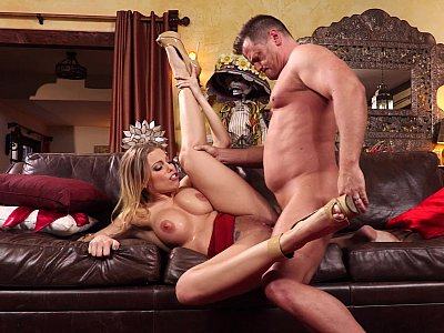 Wife's sister gets fucked hard