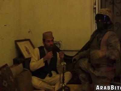 穆斯林奶奶Afgan whorehouses存在
