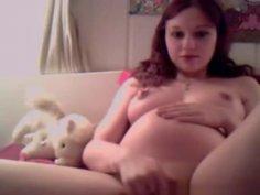 Big Pregnant Display