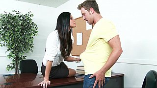 Dean India Summer calls in a student Thumbnail