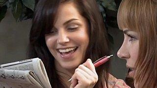 Beautiful lesbians in love Thumbnail