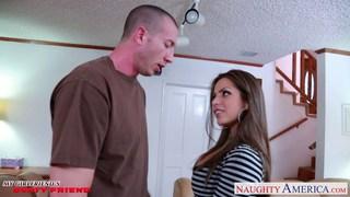 Busty brunette gf Yurizan Beltran gets nailed Thumbnail