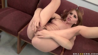 Sexy Lexi Belle is fucked by her kinky doctor Thumbnail