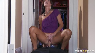 India Summer spends her day with  Johnny Sins Thumbnail