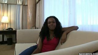 Black girl Tianna Love tastes Like Vanilla Thumbnail