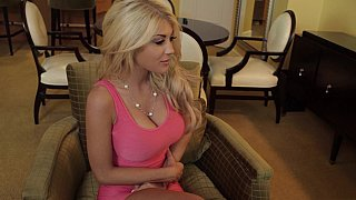 I had a chance to hook up with new comer, Kayla Kayden Thumbnail