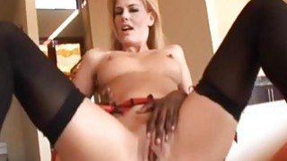 Horny milf eat hot sperm after hard anal sex