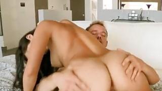 Hot ass Annika enjoying throbbing dick