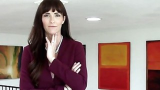 MILF realtor offered cash for sex on top of her commision Thumbnail