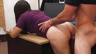 Two amateurs trying to steal at the pawnshop and get fucked