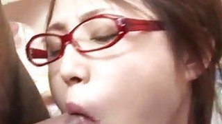 Young? Rino Mizusawa gets nasty with two tasty dongs Thumbnail