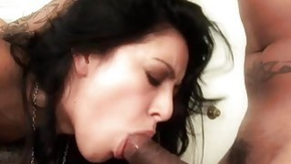 Hot interracial fucking and sucking Thumbnail