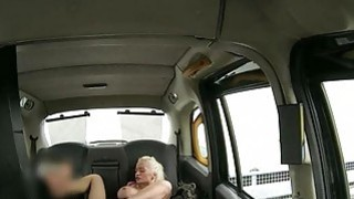 Huge boobs passenger takes it up the ass in the backseat Thumbnail
