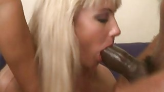 Luscious whore double penetrated by massive black cocks Thumbnail