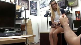 Shell Spread Her Legs For Her Ring Back Thumbnail