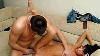 Cunt hole of a babe gets fucked in different poses Thumbnail