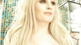 Amateur Blonde Haze Webcam with Big Toys Thumbnail