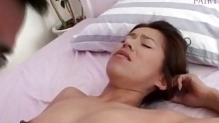 Hot Emi gets nailed in different positions by a nerdy guy Thumbnail