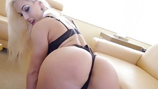 Hot maid deep throat Keiran Lees cock