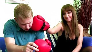 Lexie Owens Gets Banged By Step Brother On Couch Thumbnail