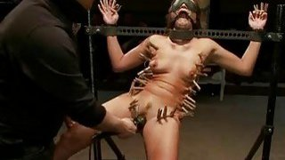 French hotty tied and double permeated Thumbnail