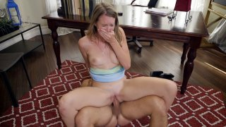 Ashley Lane fucks and sucks Robby Echo's cock Thumbnail
