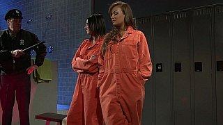 Lesbian sex in prison showers Thumbnail