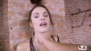 Naughty Russian girl teased and finger fucked hard in POV Thumbnail